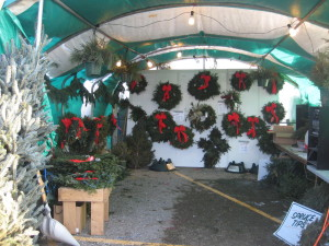 Wreaths and Greenery at Eden Prairie